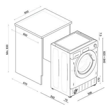 Wiring Diagram Candy Washing Machine