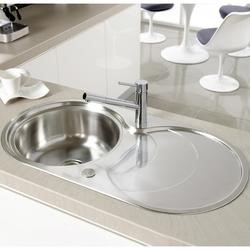 Astracast CC10XXHOMESK Cascade Single Bowl Polished Stainless Steel Sink