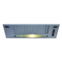 CDA CCA5SI 525mm wide Canopy Cooker Hood Silver