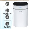 electriQ 20L Low Energy Anti-Bacterial Dehumidifier for 2 to 5 bed houses - CD20LE-V2