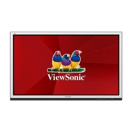 Viewsonic CDE6561T 65 inch 20 point Interactive Touch Screen