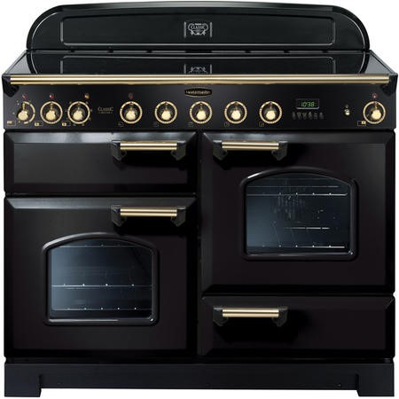 Rangemaster 90430 Classic Deluxe Induction 110cm Electric Range Cooker