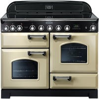 Rangemaster 90390 Classic Deluxe Induction 110cm Electric Range Cooker