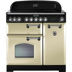 Rangemaster 90230 Classic Deluxe Induction 90cm Electric Range Cooker