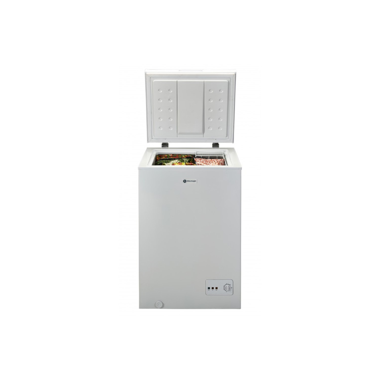 White White Knight CF099M 56.5cm Wide 99 Litre Chest Freezer ...
