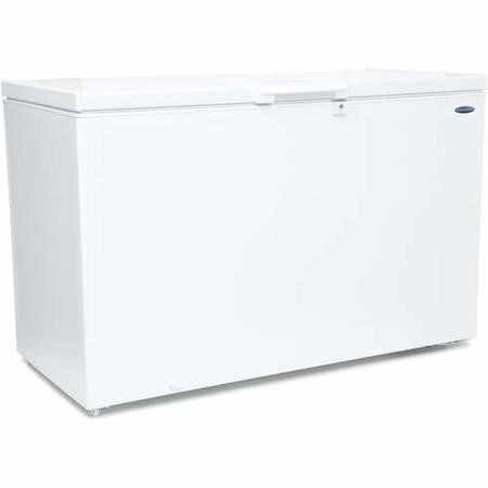 Ice King CF390W 390 Litre Freestanding Chest Freezer - White
