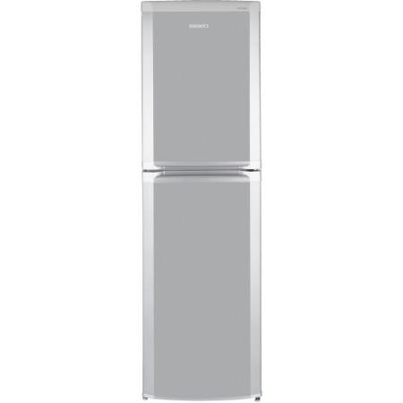 Beko CF5015APS 55cm Frost Free Freestanding Fridge Freezer in Silver