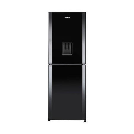 Beko CFD5834APB 149L 183x55cm Wide Freestanding Fridge Freezer With Water Dispenser Black