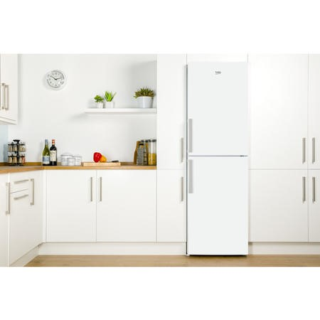 Beko CFP1691W 50/50 Frost Free Freestanding Fridge Freezer White