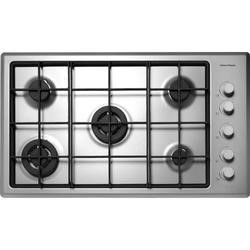 Fisher & Paykel CG905DWFCX1 89286 Five Burner 90cm Gas Hob Stainless Steel