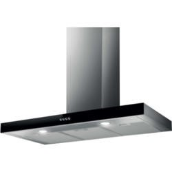 NordMende CHBD903IX 90cm Box Design Chimney Cooker Hood Stainless Steel
