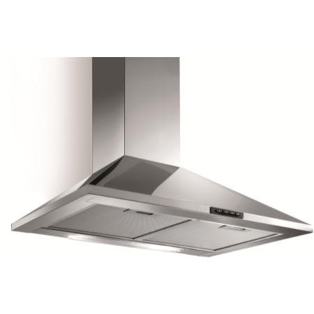 NordMende CHCMY603IX 60cm Chimney Cooker Hood Stainless Steel