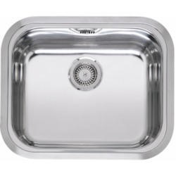 Reginox CHICAGO-L Large 1.0 Bowl Undermount Stainless Steel Sink