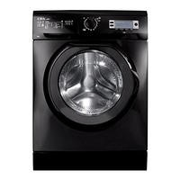 CDA CI261BL 9kg 1200rpm Freestanding Washing Machine - Black