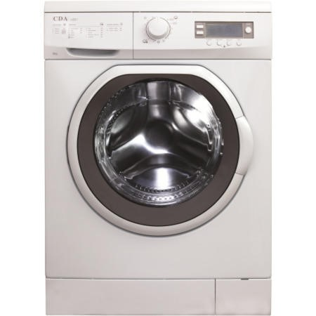 CDA CI261WH 9kg 1200rpm Freestanding Washing Machine - White
