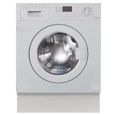CDA CI371 7kg 1400rpm Integrated Washing Machine