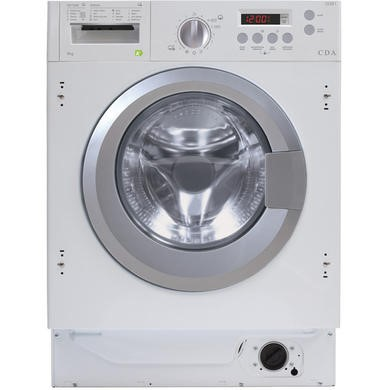 CDA CI361 6kg 1200rpm Integrated Washing Machine