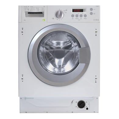 CDA CI381 8kg 1400rpm Integrated Washing Machine