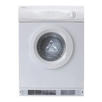CDA CI522WH 7kg Freestanding Vented Tumble Dryer White
