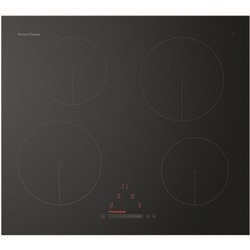 Fisher & Paykel CI604CTB1 60cm Wide 'Touch & Slide' Frameless 4 Zone Induction Hob