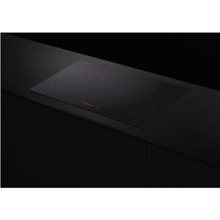 Fisher & Paykel 80cm Wide 'Touch & Slide' Frameless 4 Zone Induction Hob