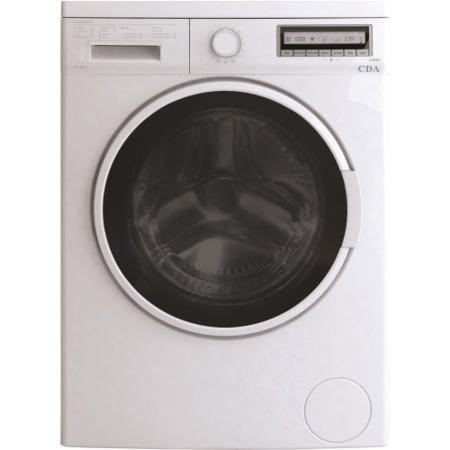 CDA CI860WH 8kg Wash 6kg Dry 1400rpm Freestanding Washer Dryer - White
