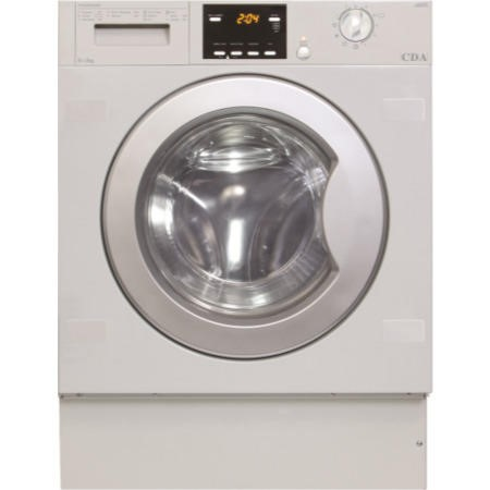 GRADE A1 - CDA CI925 6kg Wash 3kg Dry 1200rpm Integrated Washer Dryer