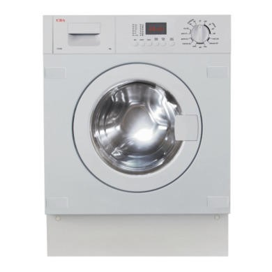 CDA CI971 7kg Wash 4kg Dry 1400rpm Integrated Washer Dryer