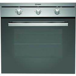 Indesit CIMS51KAIX 65L Electric Single Oven - Stainless Steel