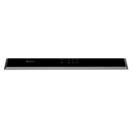 Hotpoint CIX744CE 70cm Four Zone Induction Hob Black