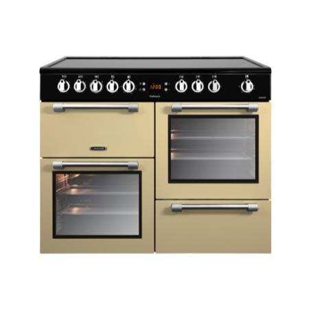 LEISURE CK100C210C Cookmaster 100cm Electric Range Cooker - Cream