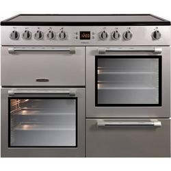 Leisure CK100C210S Cookmaster 100cm Electric Range Cooker - Silver