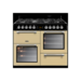Leisure CK100F232C Cookmaster 100cm Dual Fuel Range Cooker Cream