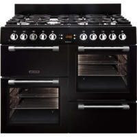 Leisure CK100G232K Cookmaster 100cm Gas Range Cooker Black