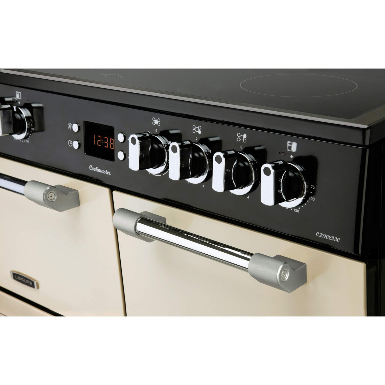 Leisure Ck90c230c Cookmaster Cream 90cm Electric Range