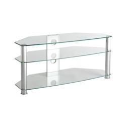 MMT CL1150 Glass TV Stand - Up to 55 Inch