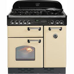 GRADE A3 - Heavy cosmetic damage - Rangemaster 74060 Classic 90cm LPG Gas Range Cooker