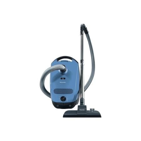 Miele CLASSICC1JUNIORPOWERLINE Cylinder Vacuum Cleaner - Tech Blue