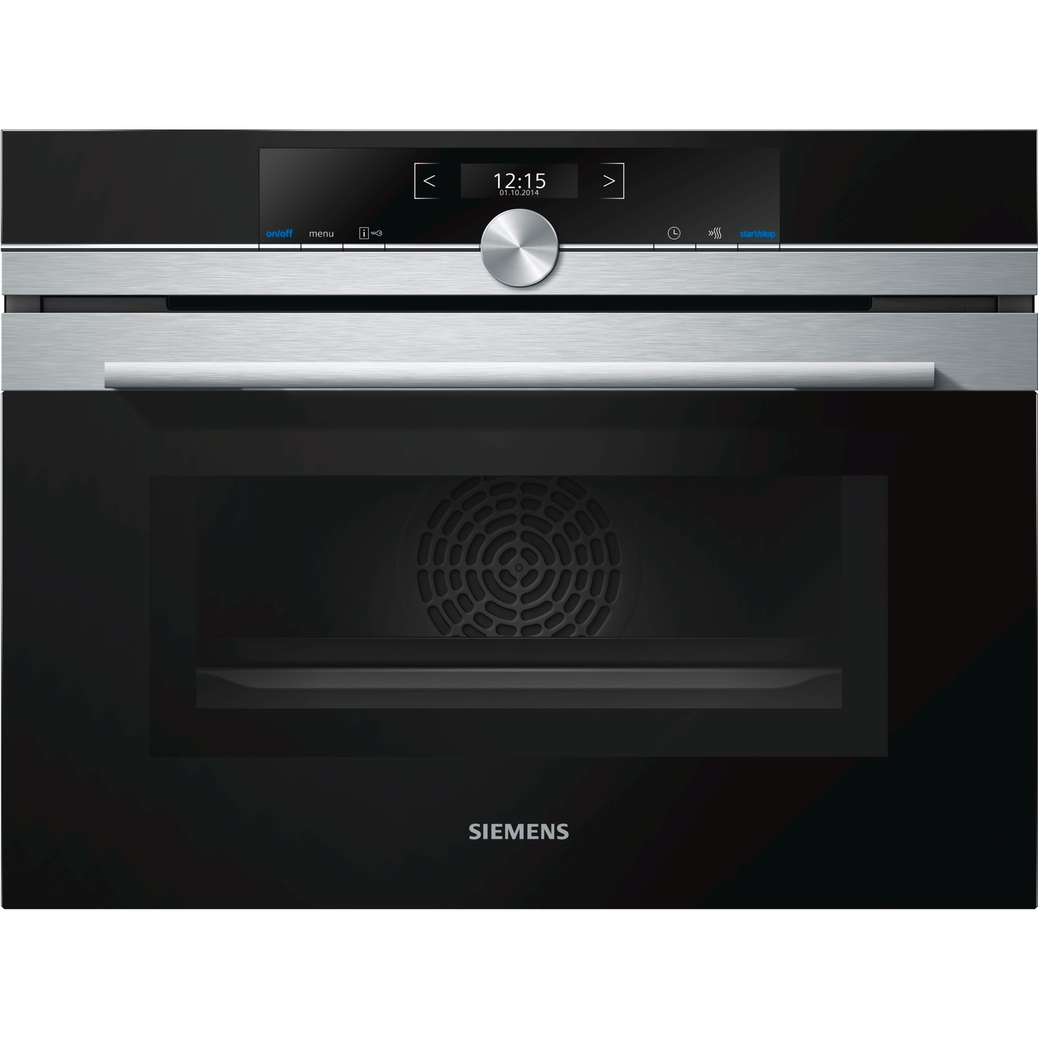 Siemens Iqw 45l Built In Combination Microwave Oven Stainless Steel Cm633gbs1b