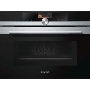 Siemens CM656GBS1B 45L 1000W Built-in Combination Microwave Oven Stainless Steel