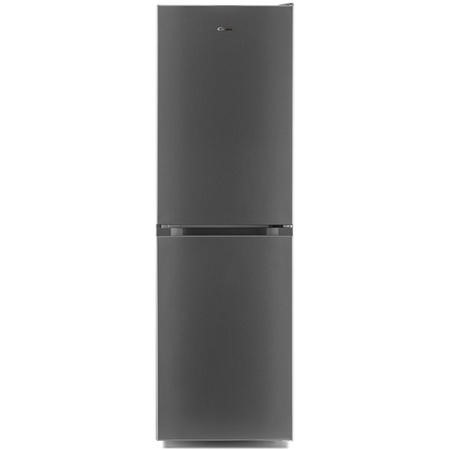 Candy CMCL5172SK Low Frost Freestanding Fridge Freezer - Silver