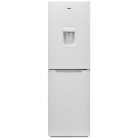 Candy CMCL5172WWDK Low Frost Freestanding Fridge Freezer With Water Dispenser - White