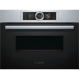 Bosch CMG656BS1B 1000W 45L Built-in Combination Microwave Stainless Steel