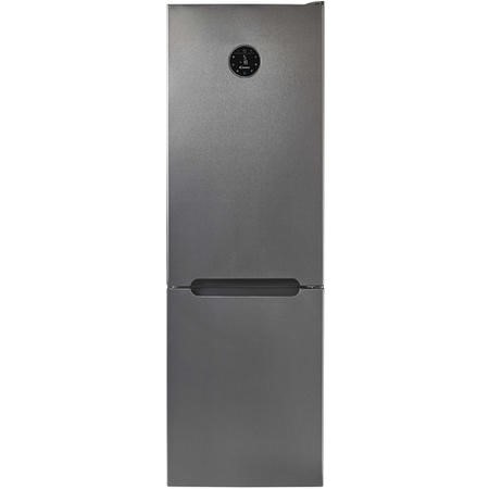 Candy CMNR6184XKWIFI Total No Frost Freestanding Fridge Freezer With WiFi Connection - Stainless Steel