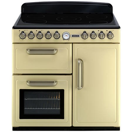 Leisure Cmte95c Traditional 90cm Electric Range Cooker
