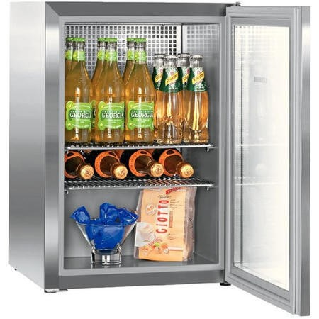 Liebherr CMes502 NoCluster 61x43cm Drinks Fridge Stainless Steel
