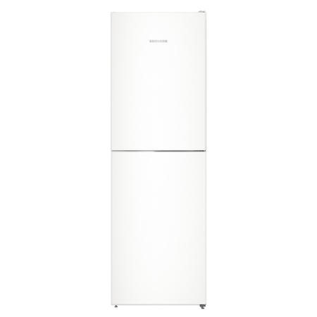 Liebherr CN4213 186x60cm 294L NoFrost Freestanding Fridge Freezer - White