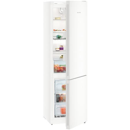 Liebherr CN4813 201x60cm 338L NoFrost Freestanding Fridge Freezer - White