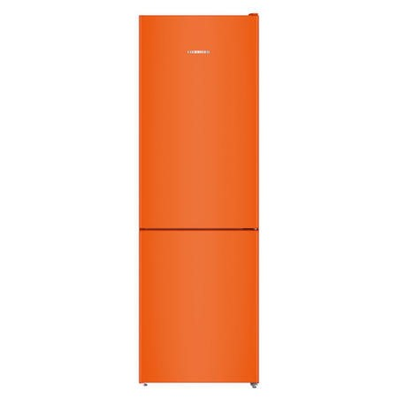Liebherr CNNO4313 304 Litre Freestanding Fridge Freezer 60/40 Split Frost Free 60cm Wide - Orange