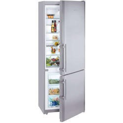 GRADE A3  - liebherr CNesf5113 75cm wide NoFrost Freestanding Fridge Freezer with Stainless Steel Do
